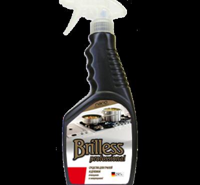Средство для очистки кухонных плит Brilless professional Grill