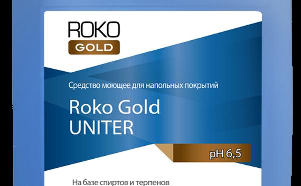 """Средство моющее для напольных покрытий """" Roko Gold Uniter"""""""