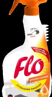 Средство для удаления жирных загрязнений на кухне Flo