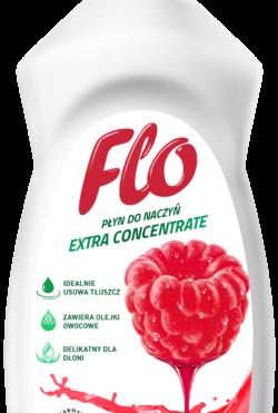 Средство концентрированное для мытья посуды  Flo Red Fruit