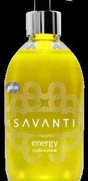 Жидкое мыло Savanti Energy