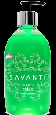 Жидкое мыло Savanti Relax
