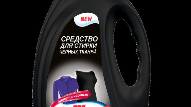 Средство моющее синтетическое Brilless для черных тканей Black